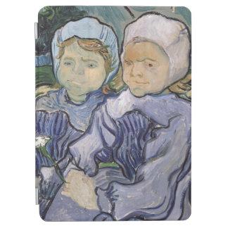 Protection iPad Air Vincent van Gogh | deux petites filles, 1890