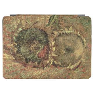 Protection iPad Air Vincent van Gogh | deux tournesols coupés, 1887