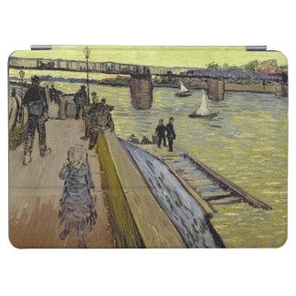 Protection iPad Air Vincent van Gogh | Le Pont de Trinquetaille Arles