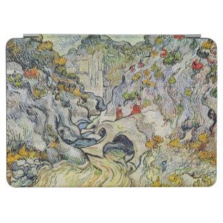 Protection iPad Air Vincent van Gogh | le ravin du Peyroulets