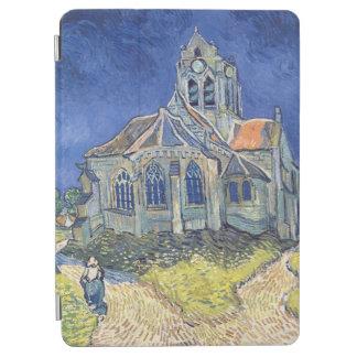 Protection iPad Air Vincent van Gogh | l'église à l'Auvers-sur-Oise