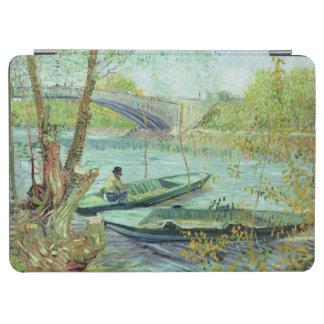 Protection iPad Air Vincent van Gogh | pêchant au printemps
