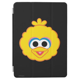 Protection iPad Air Visage de sourire de grand oiseau