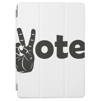 Protection iPad Air Vote d'illustration pour la paix