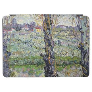 Protection iPad Air Vue de Vincent van Gogh | d'Arles, 1889