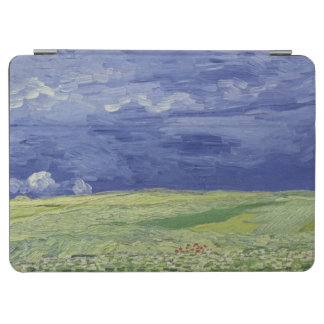 Protection iPad Air Wheatfields de Vincent van Gogh | sous le nuage