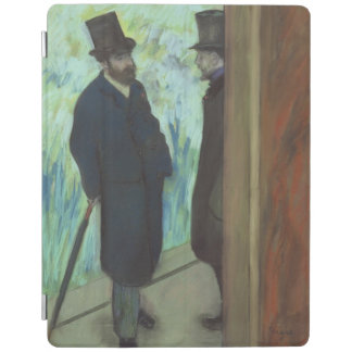 Protection iPad Amis d'Edgar Degas | au théâtre