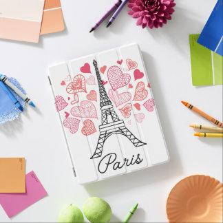 Protection iPad Amour de Paris, France