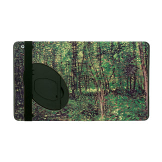 Protection iPad Arbres et broussaille