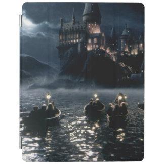Protection iPad Arrivée du château | de Harry Potter chez Hogwarts
