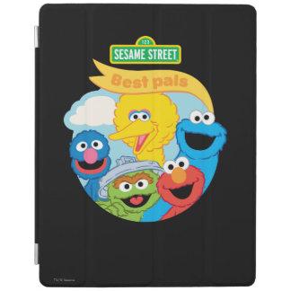 Protection iPad Art de caractère de Sesame Street