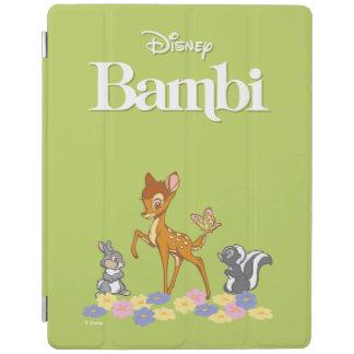 Protection iPad Bambi et amis