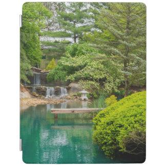 Protection iPad Beauté botanique de ressort