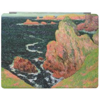 Protection iPad Belle Ile de Claude Monet  