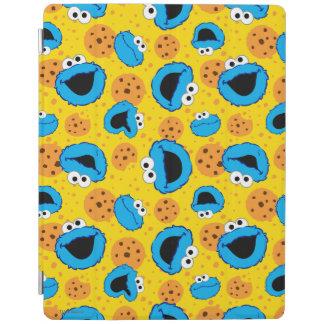 Protection iPad Biscuit Monter et motif de biscuits