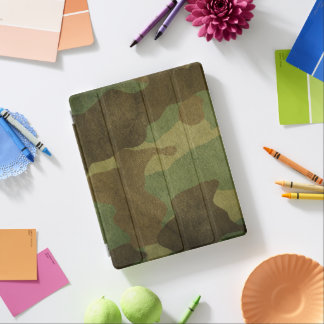 Protection iPad Camo - militaires