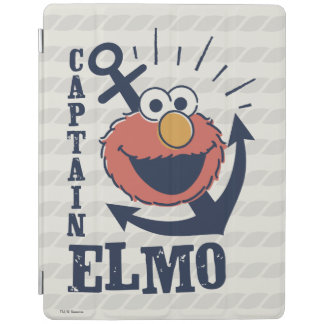 Protection iPad Capitaine Elmo