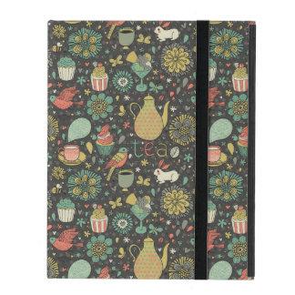 Protection iPad Carte lumineuse savoureuse de thé