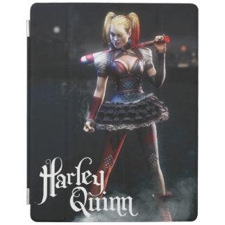 Protection iPad Chevalier de Batman Arkham   Harley Quinn avec la