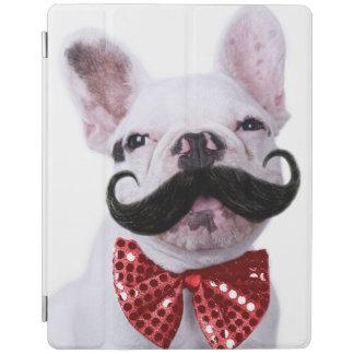 Protection iPad Chiot de chien de Taureau de Français avec la