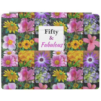 Protection iPad Cinquante et collection fabuleuse d'anniversaire
