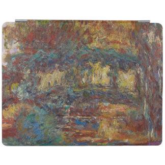 Protection iPad Claude Monet | le pont japonais