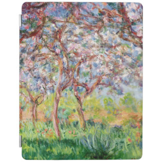 Protection iPad Claude Monet | Printemps un Giverny