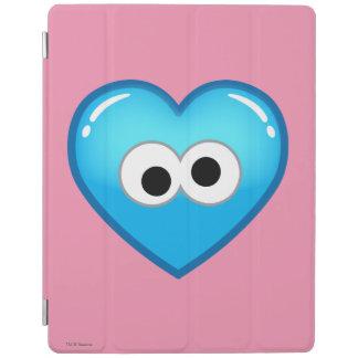 Protection iPad Coeur de biscuit