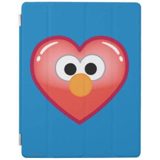 Protection iPad Coeur d'Elmo