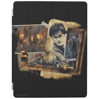 Protection iPad Collage 7 de Harry Potter
