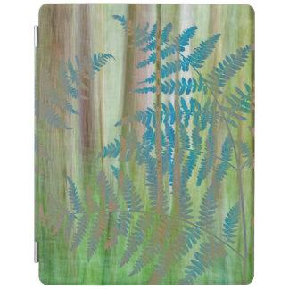 Protection iPad Collage des fougères et de la forêt | Seabeck, WA