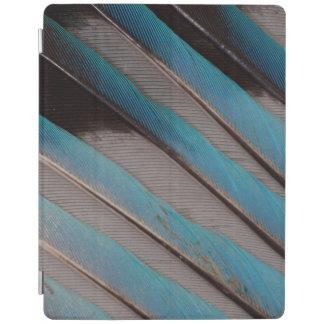 Protection iPad Conception diagonale de plume d'aile