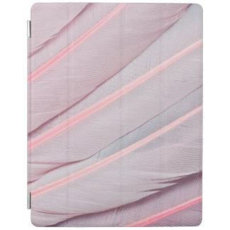 Protection iPad Conception rose de Feahter de spatule rose