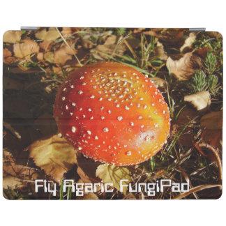 Protection iPad Couverture de FungiPad d'agaric de mouche