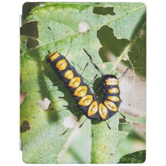 Protection iPad Couverture d'iPad de Caterpillar de palette