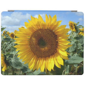Protection iPad Couverture d'iPad de tournesol