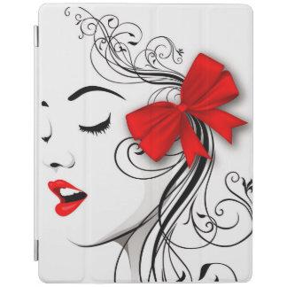 Protection iPad couverture intelligente de l'iPad 2/3/4 avec la