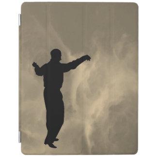 Protection iPad couverture intelligente d'iPad AVEC LE DANSEUR