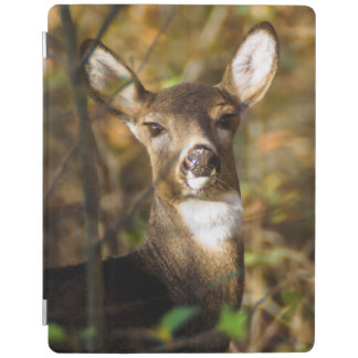 Protection iPad Couverture intelligente d'iPad de cerfs communs