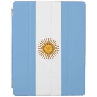 Protection iPad Couverture intelligente d'iPad de drapeau de