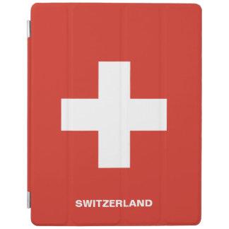 Protection iPad Couverture intelligente d'iPad de drapeau de la