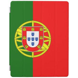 Protection iPad Couverture intelligente d'iPad de drapeau du