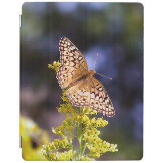 Protection iPad Couverture intelligente d'iPad de papillon