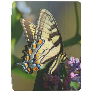 Protection iPad Couverture intelligente d'iPad de papillon de