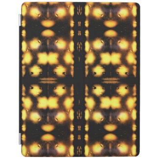 Protection iPad Couverture intelligente d'iPad lumineux de