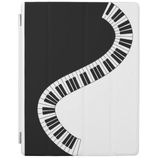 Protection iPad Couverture musicale d'iPad de piano