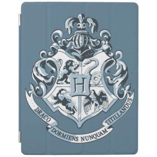 Protection iPad Crête de Harry Potter | Hogwarts - bleu