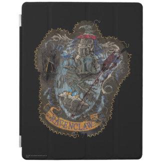 Protection iPad Crête de Harry Potter | Ravenclaw - détruite