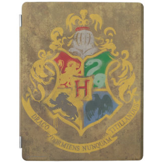 Protection iPad Crête rustique de Harry Potter | Hogwarts