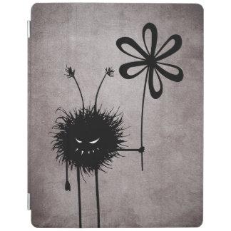 Protection iPad Cru mauvais d'insecte de fleur